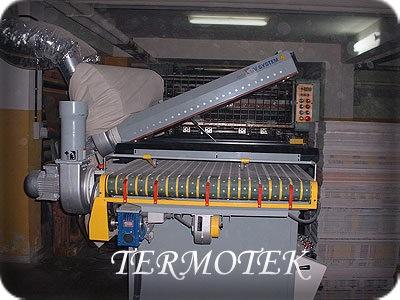 UV Lak Makinası Kayışı